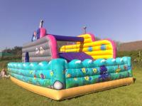 wobblersbouncy castle hire