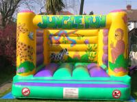'Bouncy Higher' Inflatable Castle Hire