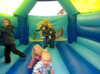 Bouncy Castle Hire in Leicestershire