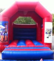 Hire bouncy castle manchester