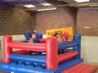 A Bouncy Castle Man