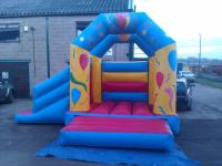 amber glow leisure bouncy castle hire