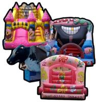 Little Monsters Bouncy Castle Hire